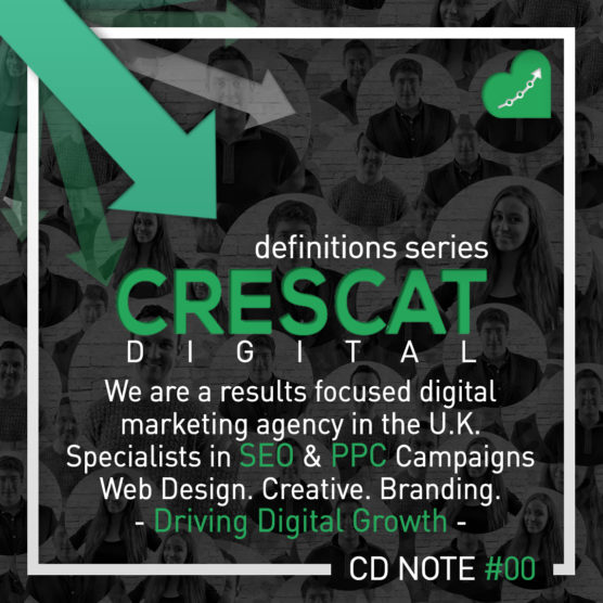 Crescat Instagram #00 Digital Definitions Series