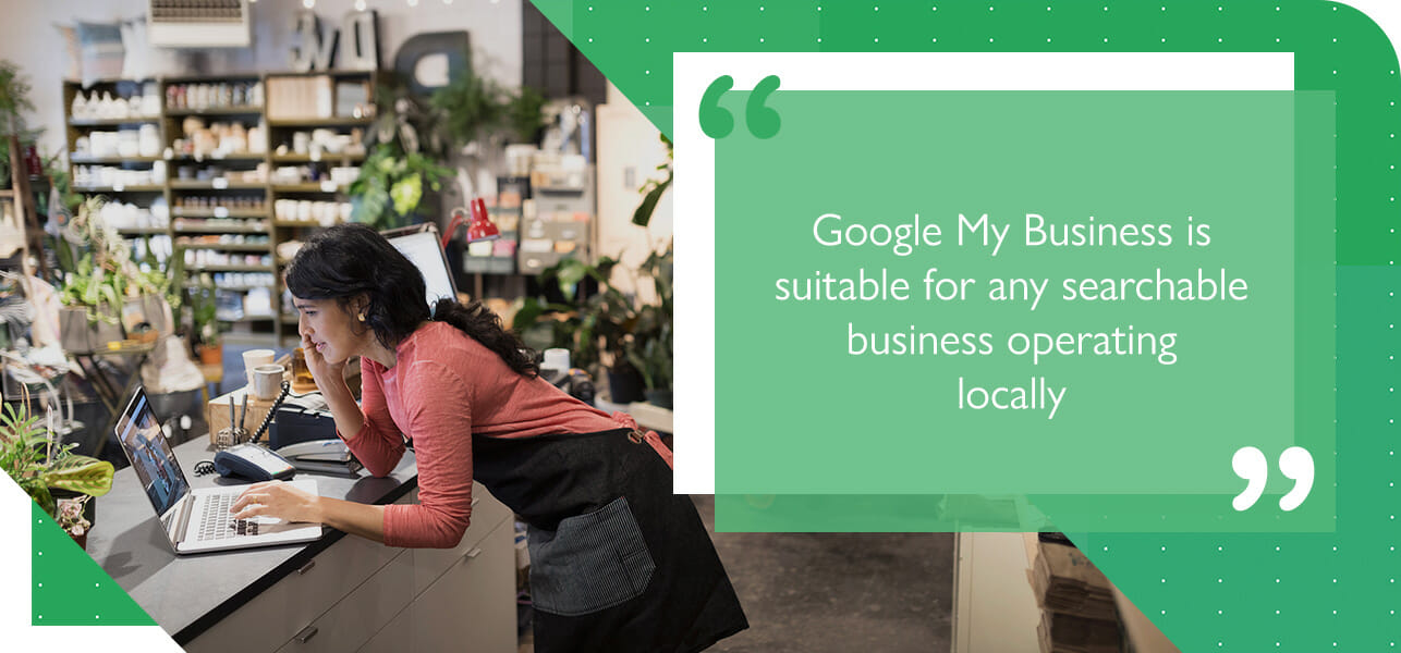 who is google my business for?